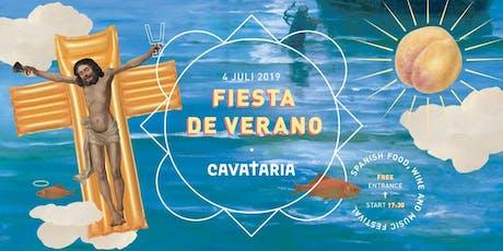 Fiesta de Verano tickets