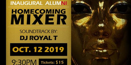 Rowan Alumni Mixer tickets