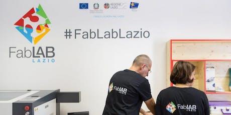 Workshop Progettare e realizzare prodotti per la visual communication - Roma biglietti