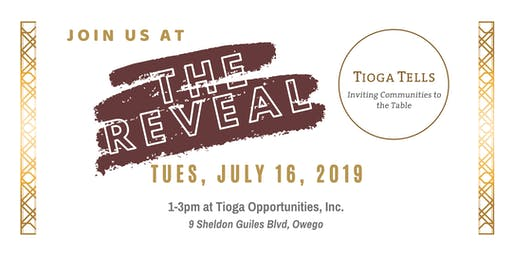 The Reveal: Tioga Tells End of Year Event