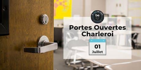 Portes Ouvertes Charleroi billets