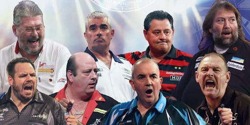 Champion of Champions Darts - Coventry