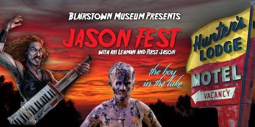 Friday the 13th Jason Fest w/ Ari Lehman & First Jason Band