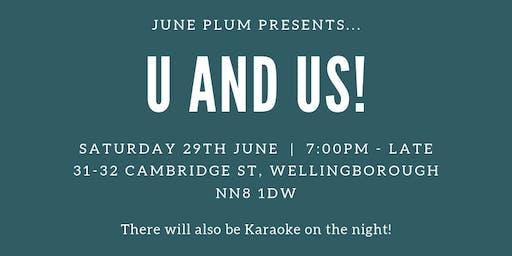 U and Us at June Plum!