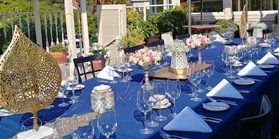 Backyard Winemaker Dinner
