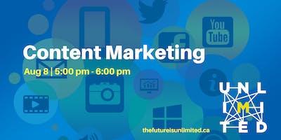 Content Marketing (Webinar)