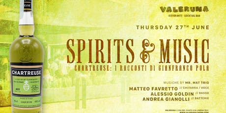 Spirits & Music - Chartreuse Experience tickets