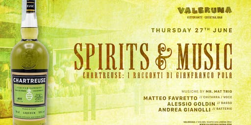 Spirits & Music - Chartreuse Experience