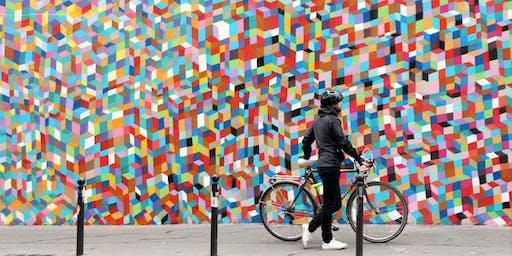 Balade à vélo Cocyclette - PARIS 20