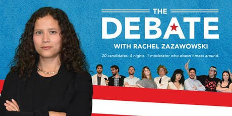 The Debate tickets