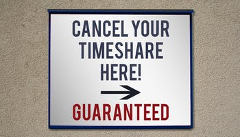 Get Out of Timeshare Contract Workshop - San Luis Obispo, California