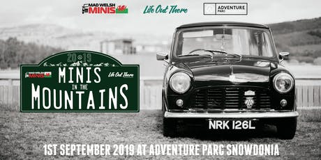 Minis In The Mountains 2019 tickets