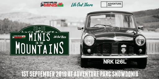 Minis In The Mountains 2019