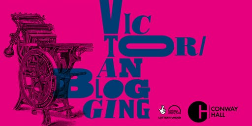 Opening Event: Victorian Blogging