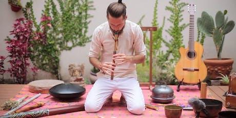 "Sanamusica ""Shamanic sound ceremony in Barcelona"" entradas"