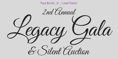 2019 Legacy Gala & Silent Auction