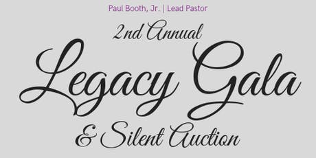 2019 Legacy Gala & Silent Auction tickets