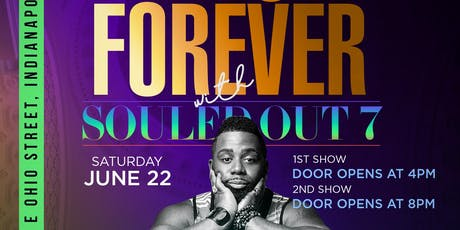 Deaon Forever with Souled Out 7 tickets