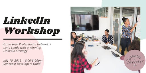 LinkedIn Workshop + Dinner ⚡ Boost Your Business with Social Selling
