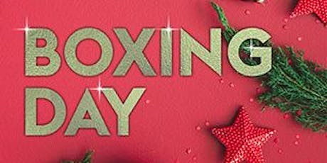 Inspiration Suite Boxing Day Lunch tickets