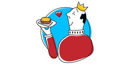 Kоролевский бутерброд (matinee) – спектакль для детей 5+ tickets