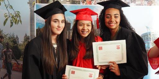 Sutton Trust Summer School Graduation
