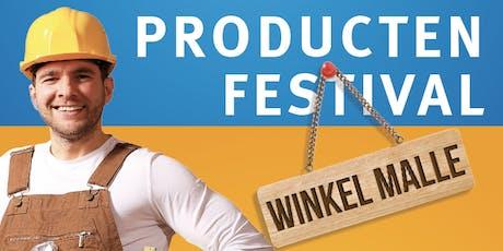 Opendeurdag Van den Broeck - Prolians - Winkel Malle tickets