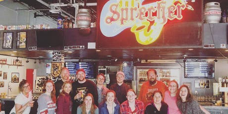 Yoga + Pizza Party at Sprecher Tap Room tickets