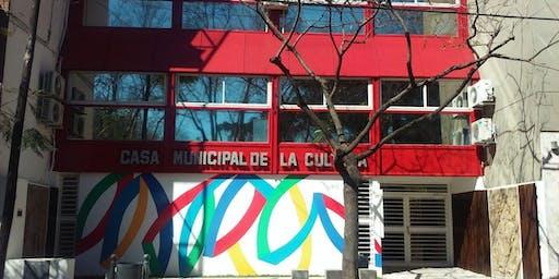 Mercado de Industrias Creativas Argentinas 2019