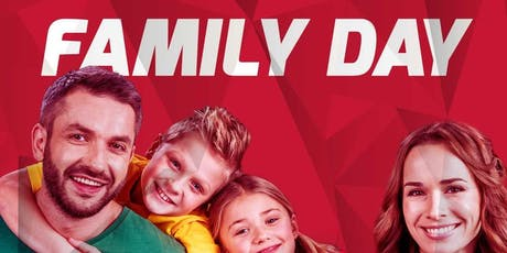 Edge Warrington Family Day tickets