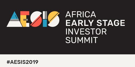 Africa Early Stage Investor Summit 2019 tickets