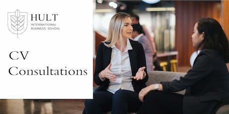 CV Consultations in Budapest - MBA Program tickets