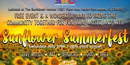 Sunflower Summer-Fest