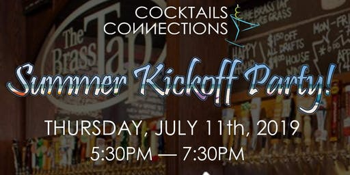 Wesley Chapel's July Cocktails & Connections