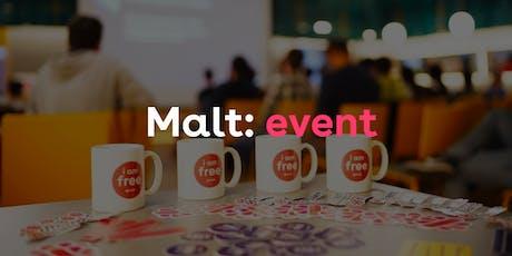 Malters talk : Mobile  entradas