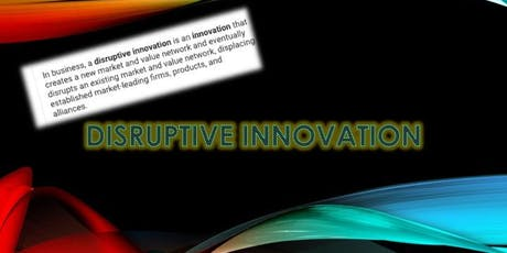 Jeremy Abelson: Investing in Disruptive Innovation tickets