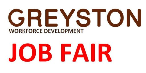 Greyston Workforce Development Job Fair