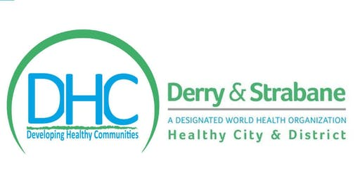 DHC Strategic Plan 2019 -2022 Launch Event
