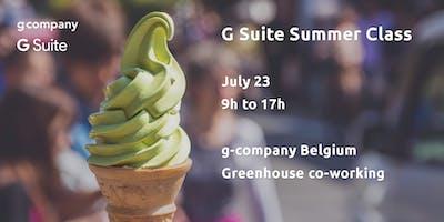 G Suite Summer Class