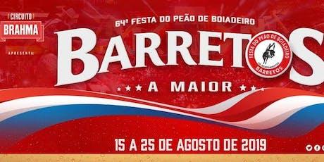 17 ou 24/08 - Barretos 2019 - Somente Transporte - Excursão Oficial - Viva Viagens ingressos