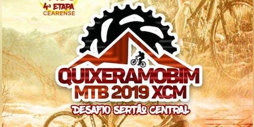 Desafio Sertão Central XCM Maratona - Quixeramobim-CE