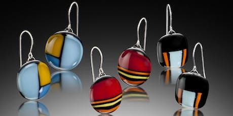 Glass Fusing Jewelry: Pendants, Bracelets, & Pins tickets