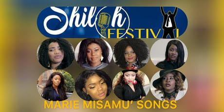 Shiloh Festival: Marie Misamu Songs tickets