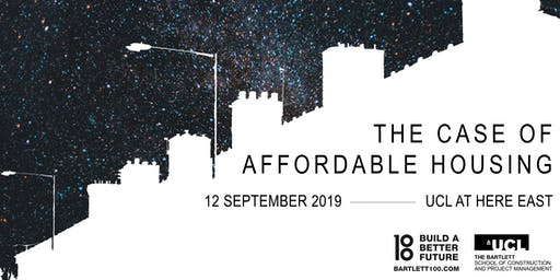The Case of Affordable Housing: a global perspective on financing and institutional ownership