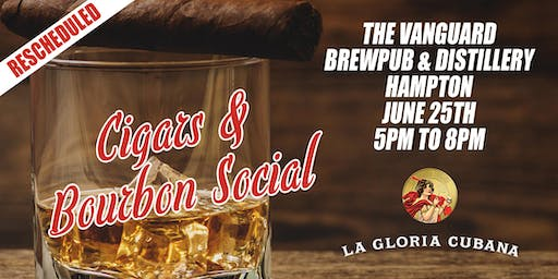 La Gloria Cubana Cigars and Bourbon Social