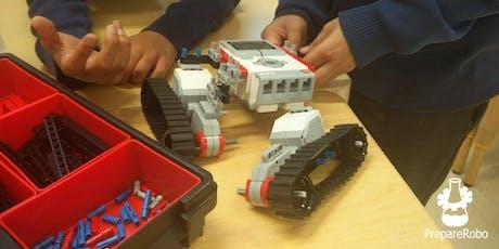 JUMP IN! Children's Workshops - Robotics tickets