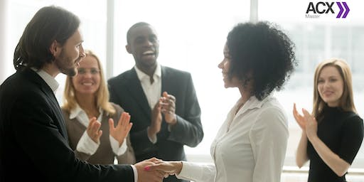 JOHANNESBURG, The Accredited Customer Experience Master® (ACXM) - 4 DAYS to Outstanding CX