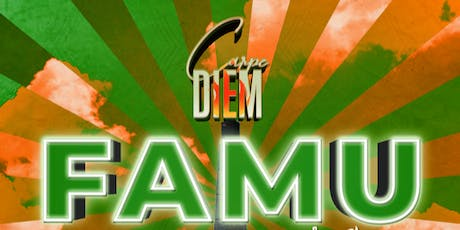 Carpe Diem: FAMU Homecoming 6th Annual #DaySnatchers Day Party tickets
