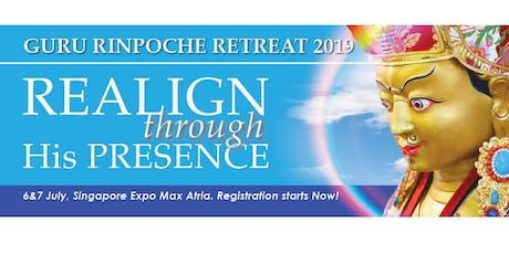 Guru Rinpoche Retreat 2019 - Realign through his Presence tickets