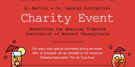 Charity Event to Benefit the American Diabetes Association of Western PA tickets